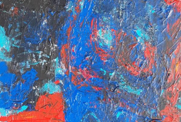 Peinture Hilde De Pecker